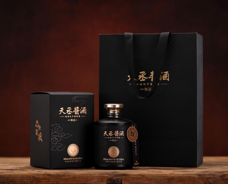 上海天丞酱酒 · 黑臻
