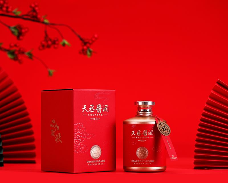 上海天丞酱酒 · 红臻